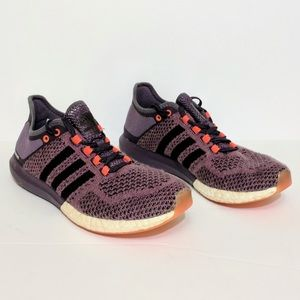 Adidas Cosmic Boost Womens Shoes Size 8.5 Purple
